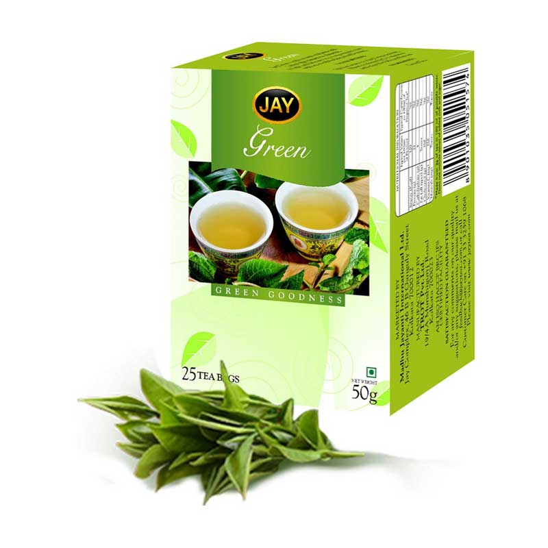 how to make green tea for weight loss in hindi