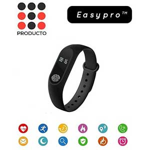 Easypro Bluetooth M2 Fitness Smart Band for Android/iOS Devices