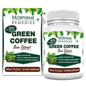 Morpheme Remedies Green Coffee Extract