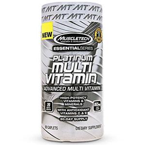 MuscleTech Platinum Advance Multivitamin