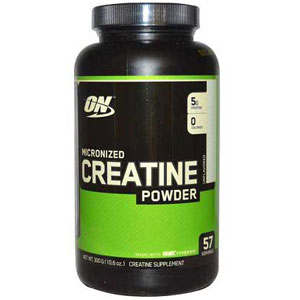 Optimum Nutrition (ON) Micronized Creatine Powder