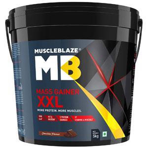 MuscleBlaze Mass Gainer XXL